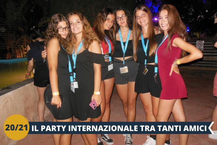 MALTA BY NIGHT un travolgente party per conoscere tutti i nuovi amici internazionali