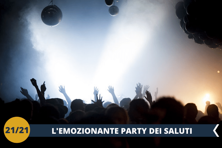 MALTA BY NIGHT un emozionante party d'addio per salutare tutte le nuove amicizie