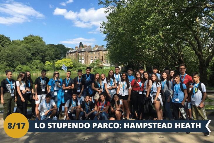 """Hampstead Heath: chiamato anche semplicemente """"The Heath"""" dai londinesi, è uno dei più antichi parchi di Londra e ricopre una superficie di 320 ettari (escursione mezza giornata)"""