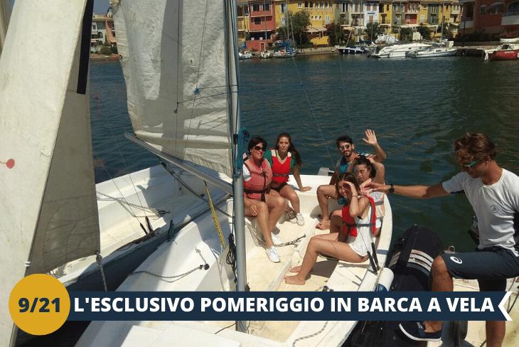 BARCA A VELA - Un emozionante pomeriggio in barca a vela, attività imprescindibile nella città che ha ospitato la famosissima Coppa America di Vela per ben 4 stagioni! (escursione mezza giornata)