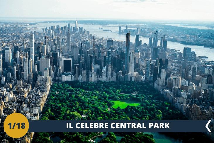ESCURSIONE DI INTERA GIORNATA: CENTRAL PARK e HARLEM, storico quartiere famoso per essere il centro della cultura afroamericana e del jazz, ammireremo la sua particolarità architettonica. Perdendoci fra le vie, ammireremo il cortile della COLUMBIA UNIVERSITY dove ha studiato, tra gli altri, l'ex Presidente Barack Obama. A conclusione di questo tour, per rilassarci e sentirsi come veri newyorkesi, quale posto migliore di Central Park? Gli abitanti della città sono soliti trascorrere nel parco il loro tempo libero, che ospita spesso spettacoli gratuiti all'aria aperta