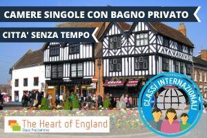 UK- LEAMINGTON SPA INTERNATIONAL PROGRAM NEL CUORE DELL'INGHILTERRA -