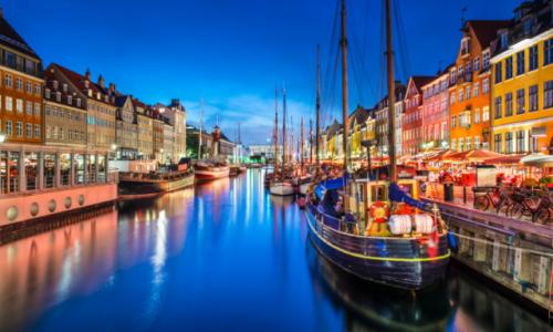 Danimarca – Anno all'estero