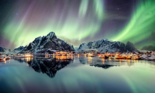 Norvegia – Anno all'estero