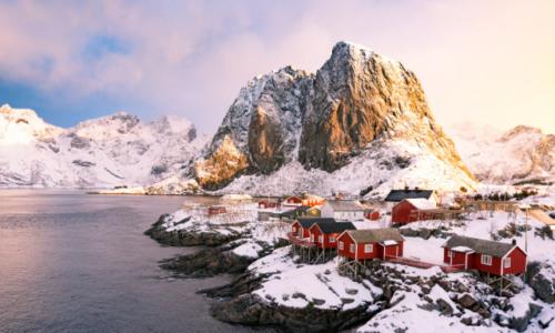 Norvegia – Anno all'estero conforme ITACA INPS