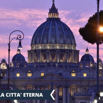 ITALIA: ROMA LA CITTA' ETERNA, CAPITALE DEL MONDO CON UNA NOTTE NEL GOLFO DI NAPOLI E CAPRI - Giocamondo Study-1-4-345x345