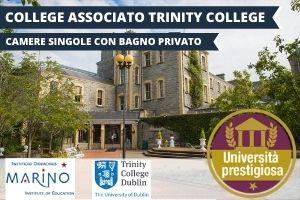 IRLANDA – DUBLINO MARINO TRINITY COLLEGE EXPERIENCE -