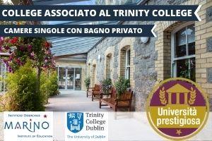 IRLANDA – DUBLINO MARINO TRINITY COLLEGE IRELAND DISCOVERY -