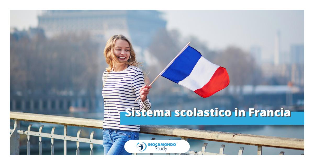 Anno scolastico all'estero in Francia