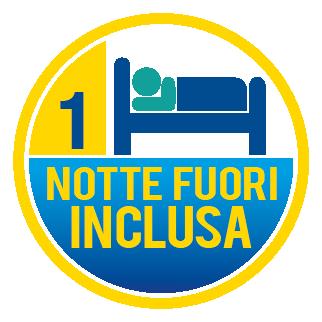In questo pacchetto un'esclusiva notte fuori inclusa nel prezzo, il golfo di Napoli ti aspetta!
