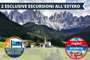 ITALIA – TRENTINO: IL CASTELLO DELLA DISNEY + INNSBRUCK + GARDALAND -
