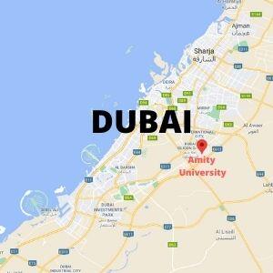 DUBAI: AMITY UNIVERSITY, UNA VACANZA STUDIO DA RECORD NEGLI EMIRATES - Giocamondo Study-MAPPE-300X300-1