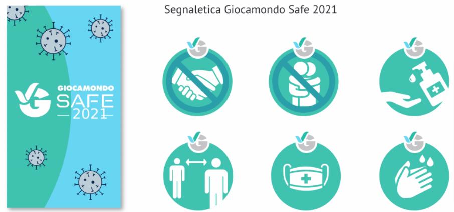 egnaletica Giocamondo Safe 2021 - 2
