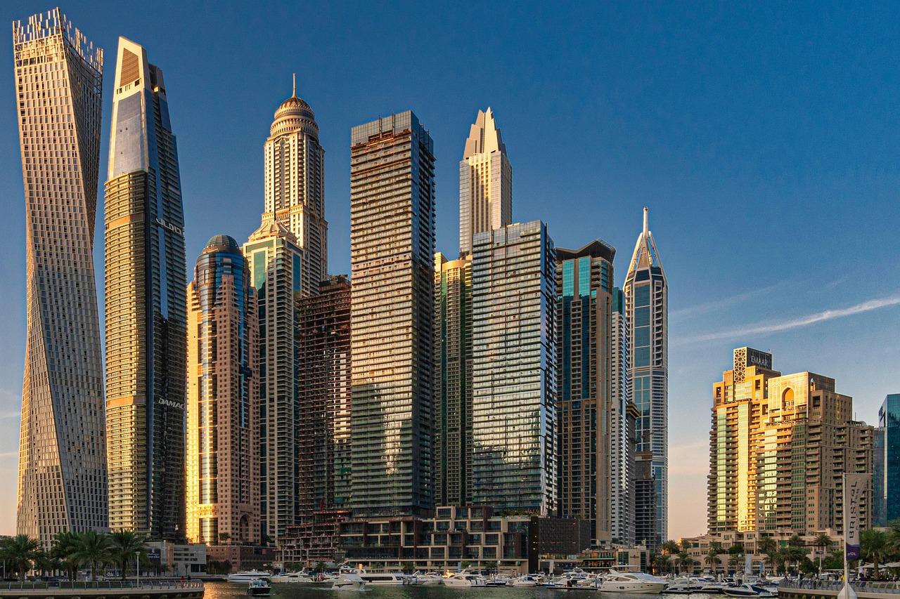 Corso di inglese all'estero   DUBAI   Giocamondo Study-dubai-4778651_1280