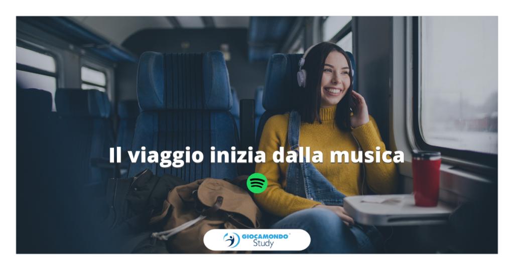 Spotify giocamondo study