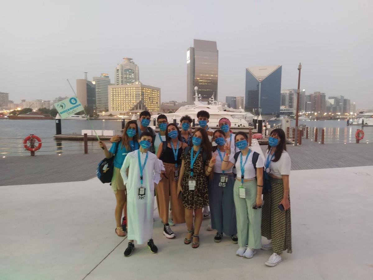 Emirati Arabi Archivi - Giocamondo Study-DUBAI-AMITY-TURNO1-GIORNO6-8