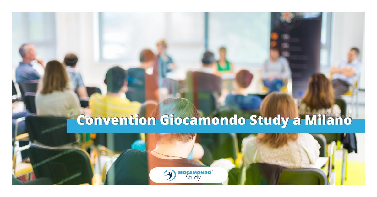Convention Giocamondo Study a Milano - Giocamondo Study-Convention-Milano-Giocamondo-Study