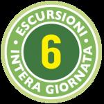 6 ESCURSIONE INTERA