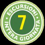 7 ESCURSIONE INTERA